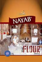 Nayab Flour ATTA 【Medium wheat】